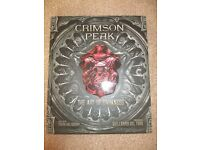 Crimson Peak The Art of Darkness Hardcover