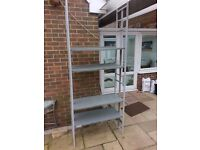 Storage racking, link together, lots available