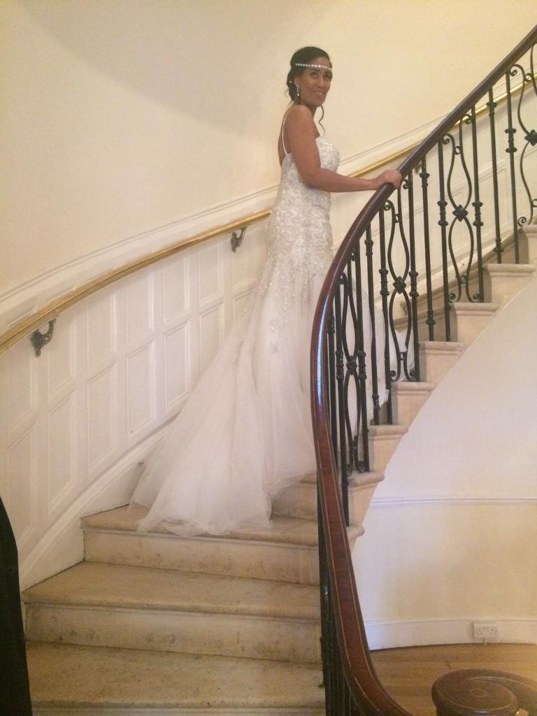 Size 12 James Madison Wedding Dress