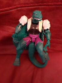 Marvel Lizard Toy Spider-Man Villain