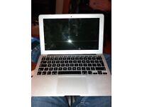 Macbook air laptop 2014