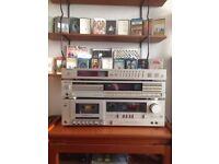 Technics CD player/cassette player/ tuner......£65