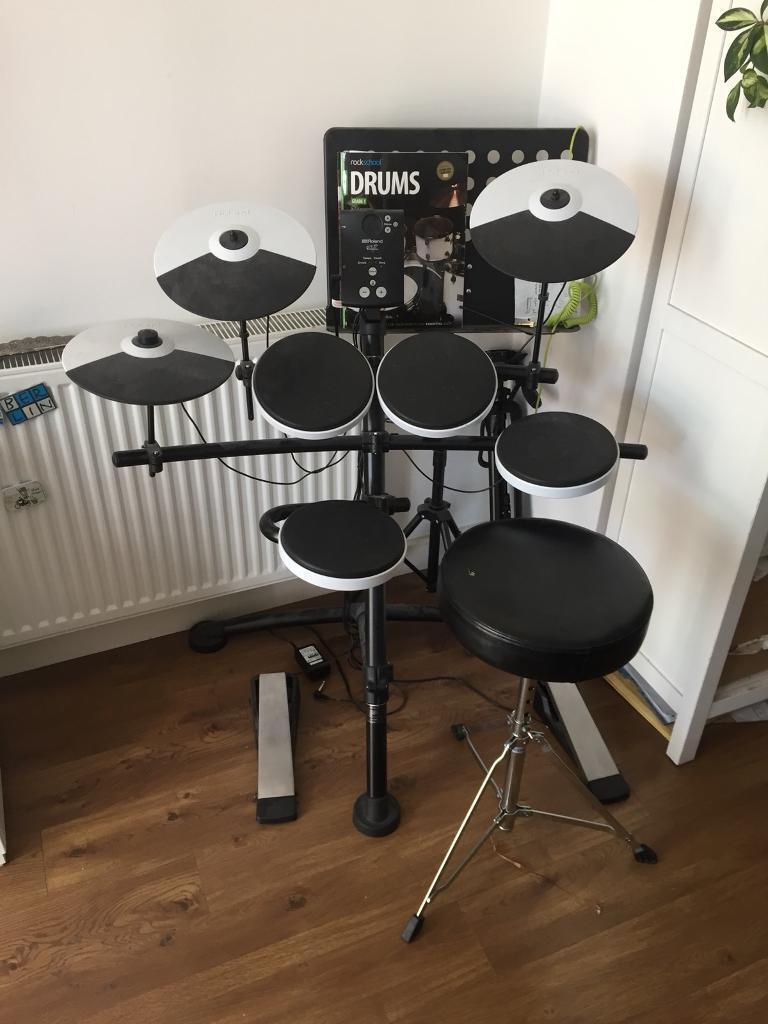 Roland TD-30K Electronic Drum Set - 5-Piece | Palen Music