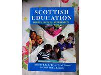 Scottish Education 4th Edition: Referendum Book (PGDE Primary Education)