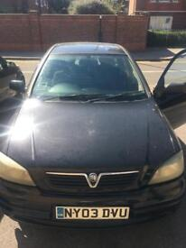 Vauxhall Astra 1.7D