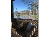 4 Berth luxury caravan Haggerston Castle