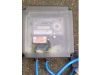 Single phase watt hour meter - solid state digital AMPEY automation