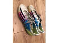 Adidas football boots F50 adiZero Messi XTRX SG size 10