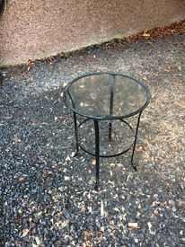 Ikea Side Table Klingsbo in good condition