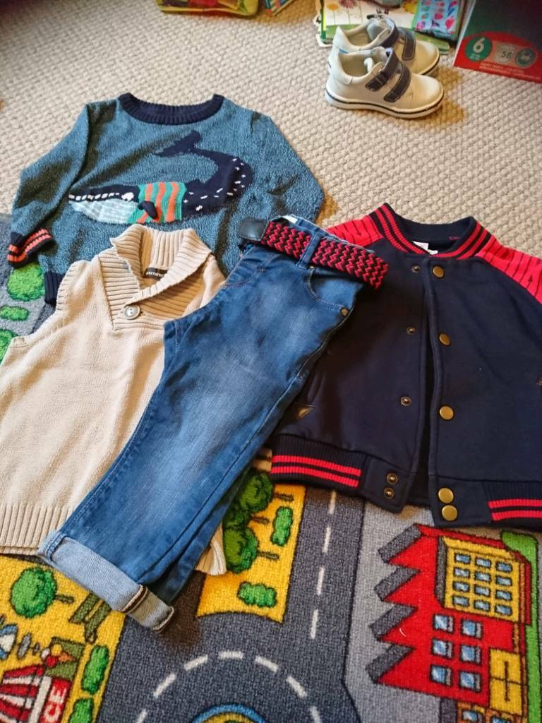 Boys 18-24 mths bundle