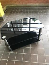 Gloss tv stand for large tv £40