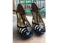 Faith black shoes