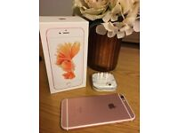 Apple Iphone Rose Gold 6S 16 GB