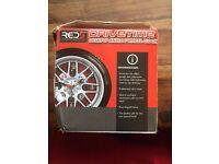 Wheel Tyre DESK SIDE - BED SIDE ALARM CLOCK STYLISH BEAUTIFUL GIFT