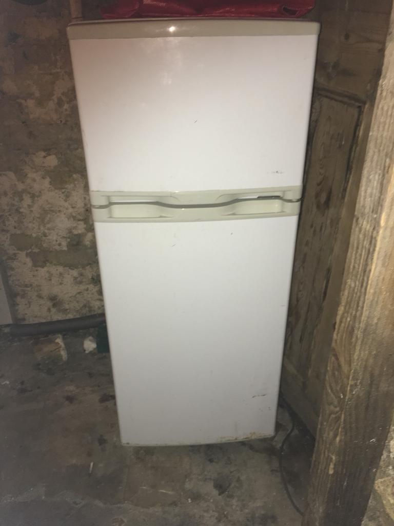 Fridge freezer used