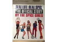 Old spice girls book