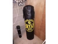 4ft punchbag, good condition £40 ono