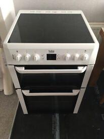 Beko Freestanding Double Oven