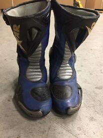Size 10 Oxtar Origanl motorbike boots
