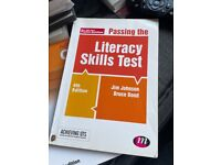 Passing the skills test maths and English