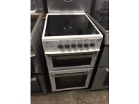 Flavel electric cooker 50cm wide.