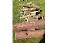 Free logs wood