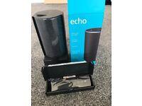 Amazon Echo with remote BNIB