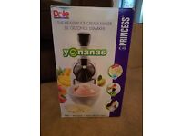 Yonanas healthy ice cream maker