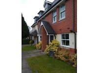 Double Room to rent in a modern 3 story town house/flat Winchester Road