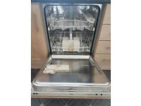 CDA Integrated dishwasher