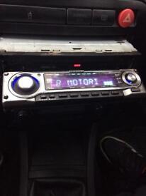 Kenwood cd player mp3