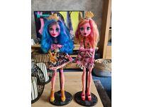 Giant 17inch monster high dolls
