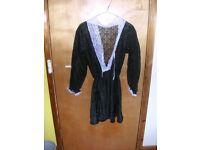 Fancy dress maids costume & accessories