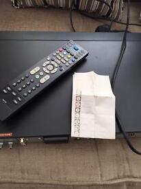 Humax foxsat HDR 320gb freesat hd recorder