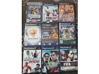 50+ PlayStation 2 Games £1 each 6 for £5 - £25 the lot