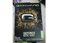 Nvidia GeForce GTX 980 Gainward Triple Fan model