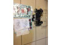Kyosho Vauxhall Astra 1/10 nitro rc car BRAND NEW