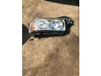 daf lf headlight