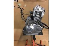 KAWASAKI KLX 125 2013 ENGINE