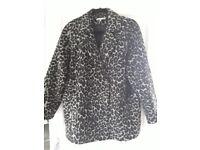 Oliver Bonas Ladies Coat size 10