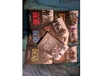 The walking dead comic collections volume 1-9