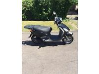 Piaggio fly 125cc 4stroke fully running and very clean.