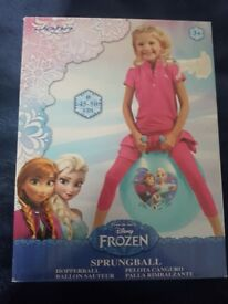 disney frozen sprung ball.