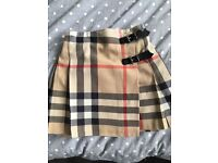 Girls burberry clothes