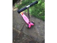 Mini Micro Scooter in Pink for sale