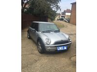 Mini Cooper one 2002 £1200 OR SWAP