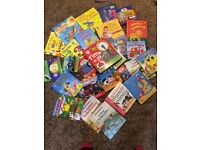 job lot of kids books about 30