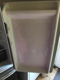 Undercounter fridge freezer