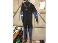 Aqua Tec membrane dry suit