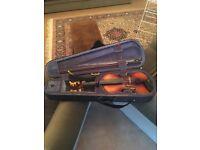 1930s 4/4 Bohemian Violin